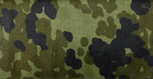 Military camouflage. As a textile Royalty Free Stock Images