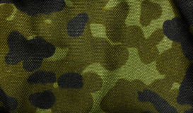 Military camouflage. Shown as a background Stock Photo