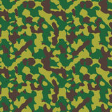 Military camouflage royalty free illustration