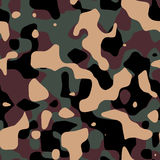 Military camouflage Stock Images