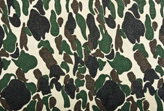 Military camouflage background. Swatch isolated Stock Photo