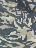 Military camouflage background Pattern Stock Photography