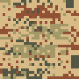 Military camouflage design. Royalty Free Stock Photography