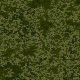 Military camouflage pattern. Army background. Vector illustration. Eps 10 stock illustration