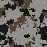 Military camouflage Royalty Free Stock Image