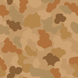 Military Camouflage Textile Pattern Stock Photography