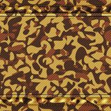 Military camouflage yellow pattern Stock Photo