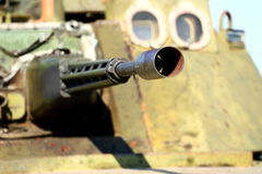 Military Cannon Royalty Free Stock Image