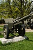 Military cannon Royalty Free Stock Photos