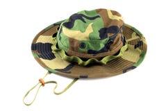 Military cap Stock Images