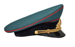 Military cap Stock Photos