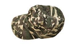 Military cap Stock Image