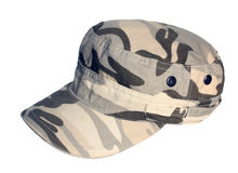 Military cap. Stock Images