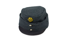 Military cap World War I Stock Photos