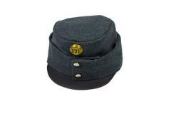 Military cap World War I. Austria-Hungary monarchy, battle dress Stock Photos
