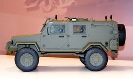 Free Military Car Stock Photo - 3422360