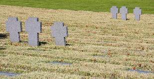 Military   cemetery Stock Photos