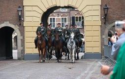 Military Ceremony Stock Photo
