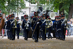 Military Ceremony - the Netherlands Royalty Free Stock Images