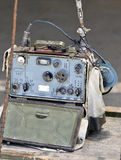 Military chinese radio Royalty Free Stock Image