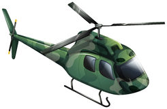 A military chopper Stock Photography