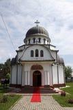 Military church in Targu Jiu Royalty Free Stock Photos