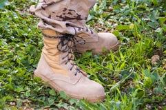 Military combat Stock Image