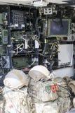 Military communications vehicle Stock Photo