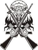 Military Design - vinyl-ready vector illustration. Stock Photo