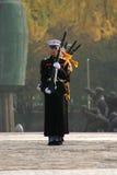 Military display, Seoul, South Korea Royalty Free Stock Photo