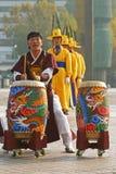 Military display, Seoul, South Korea Royalty Free Stock Photos