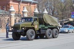 Military equipment Royalty Free Stock Photo