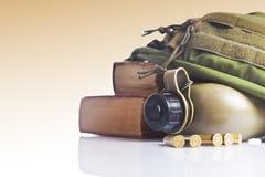 Military equipment Stock Image
