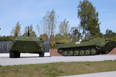 Military equipment Stock Images