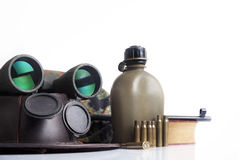 Military equipment Stock Photos