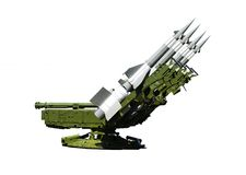 Military Equipment. Military Air Missiles. Royalty Free Stock Images