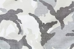 Military fabric pattern Stock Photography