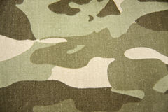 Military Fabric Texture Royalty Free Stock Image