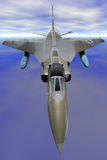 Military fighter Stock Photo