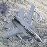 Military fighter jet Stock Photos