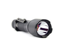 Military flashlight Royalty Free Stock Images