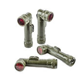 Military flashlight Royalty Free Stock Image