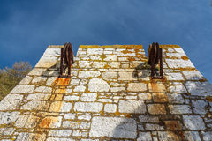 Military fortification Royalty Free Stock Images