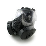Military Gas Mask Stock Photography