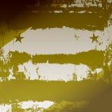 Military Grunge Stock Image
