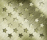 Military Grunge With Stars Royalty Free Stock Images
