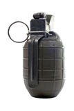 Military hand grenade Royalty Free Stock Images