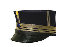 Military hat Stock Image