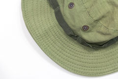 Military hat Stock Photography
