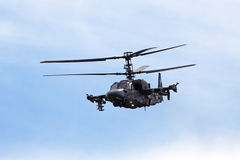 Military helicopter Royalty Free Stock Photo